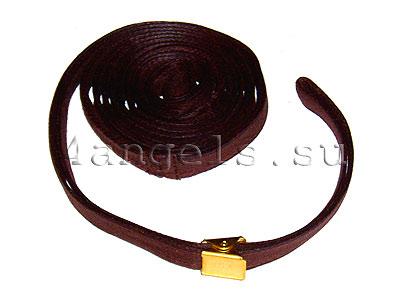 Resco Lead Pet Products (mahogany)