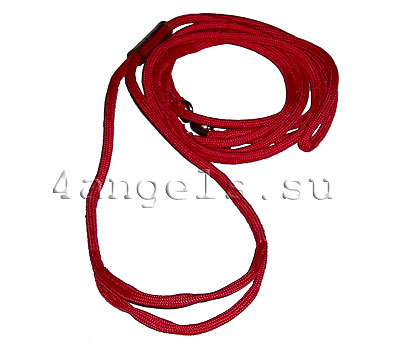 Resco Lead Pet Products (red)