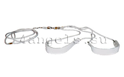 Show Double Lead (white)