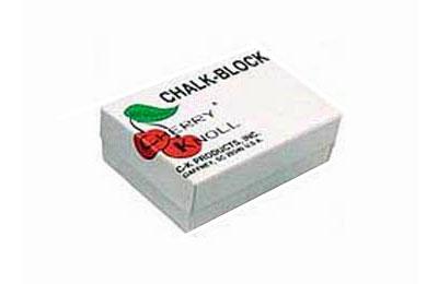 Chalk Block Red/Brown