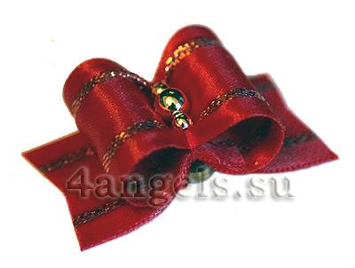 Бант (коллекция Single Cranberry Red)