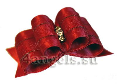"Бант (коллекция ""Classic Red"")"