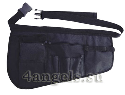 Grooming Professional Bag (black)