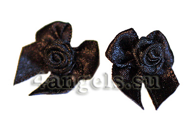 "Банты (коллекция ""Maltese Double Black Rose"")"