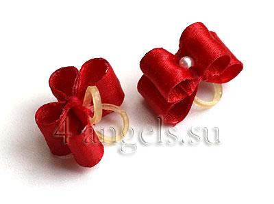 "Банты (коллекция ""Maltese Double Red"")"