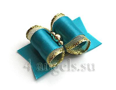"Бант (коллекция ""Fancy Tornada Blue"")"