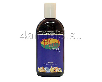 Herbal Whitening Shampoo with Ginseng