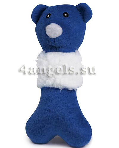 Frosty Bear Blue