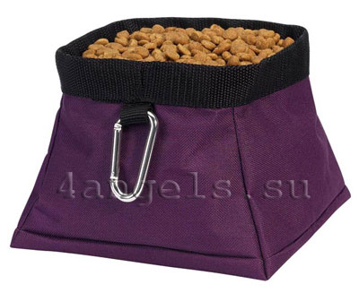 Travel Bowl (purple)